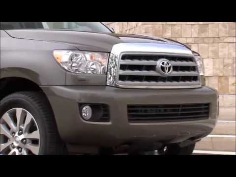 2015 nissan armada vs toyota sequoia serving sarnia on toyota dealer youtube. Black Bedroom Furniture Sets. Home Design Ideas