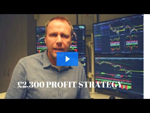 £2, 300 Profit FTSE Trade And Strategy