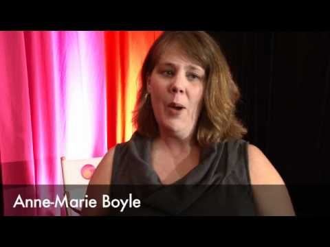 Anne-Marie Boyle From The 2010 Mindset Retreat Event With Fabienne