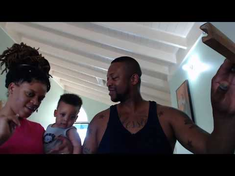 Buju Banton Concert and drama with son live from Jamaica