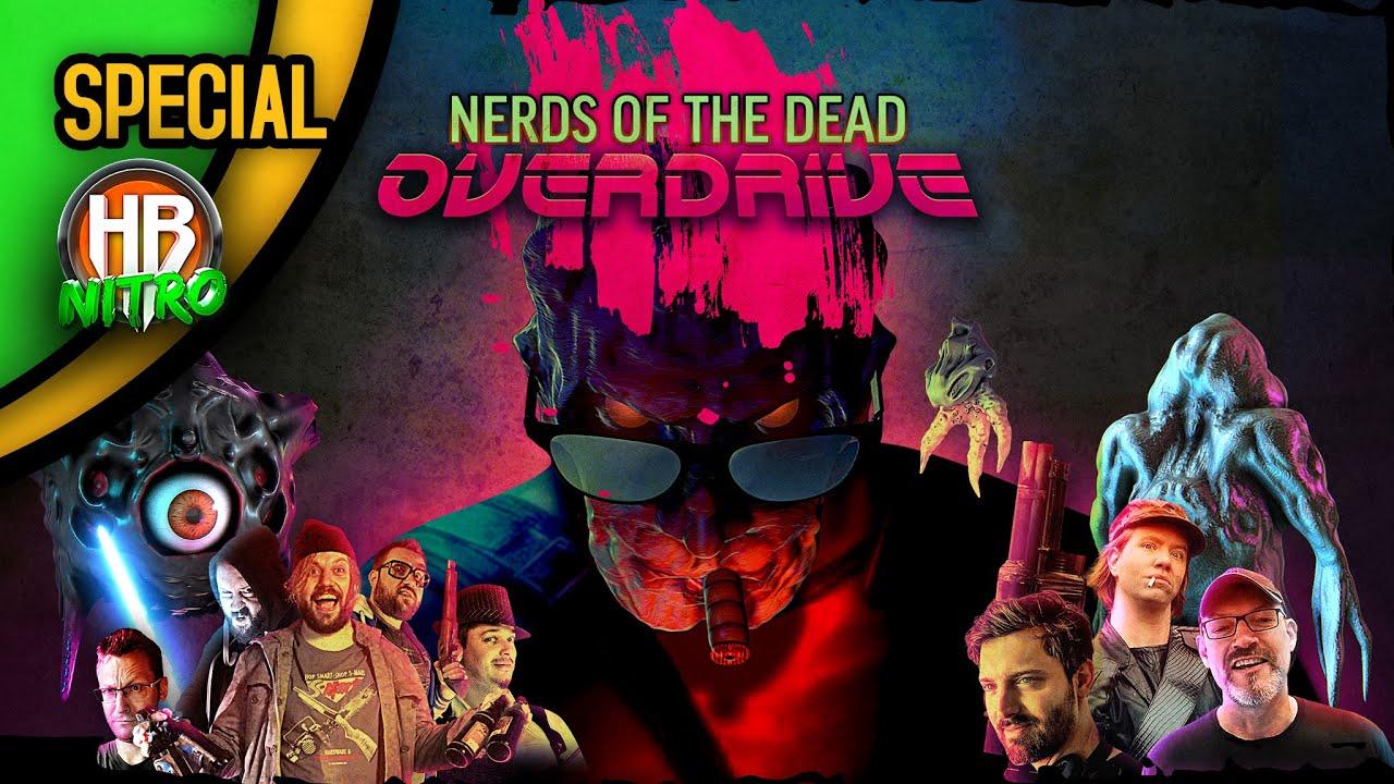 Nerds of the Dead: Overdrive - Serie / Film mit Gosejohann/DeChangeman - Projekt-Pitch