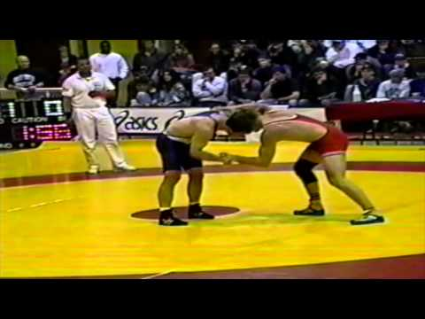 1994 Senior National Championships: 90 kg Final Brian Bell vs. Scott Bianco