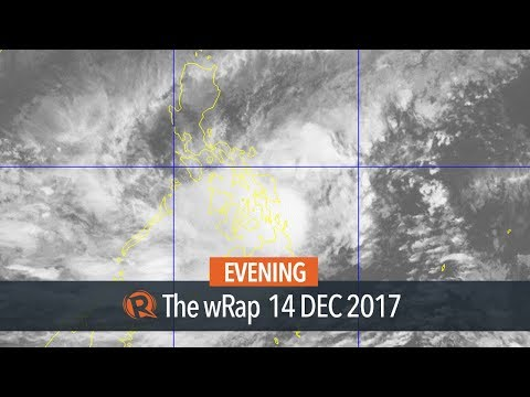 Tropical Depression Urduja slightly intensifies as it approaches Samar