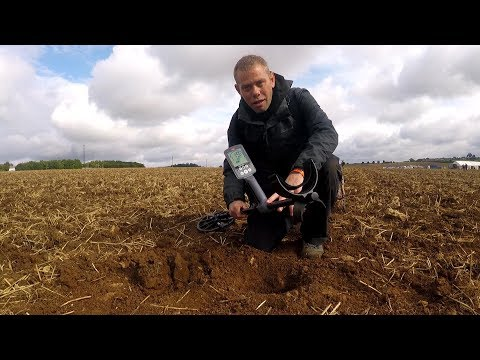 silver coins everywhere metal detecting