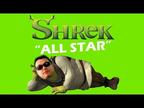 """All Star"" But It's Shrek and Dreamworks Impressions"