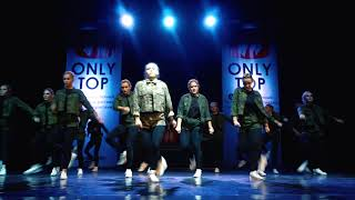 "Dancehall категория VARSITY Second place Only Top 2017: Pchela dance center ""Hive soldiers"""