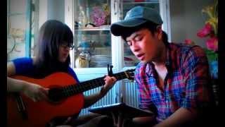 Chờ người nơi ấy - Tuấn Khôi ft.Thiên Phước (acoustic cover)