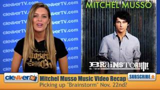 "Mitchel Musso ""Got Your Heart"" Music Video Recap"