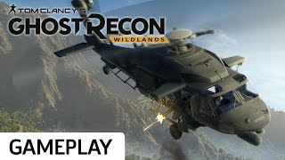First 14 Minutes on High PC Settings - Ghost Recon: Wildlands Closed Beta Gameplay