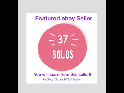 37 BOLOs  You Will Learn From This Seller. First Time Being Featured What Sold