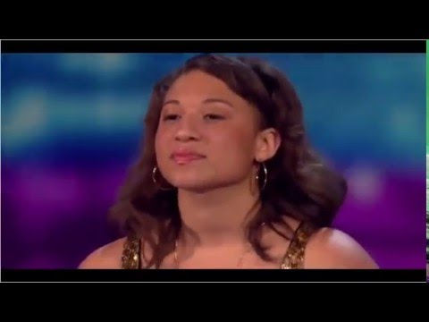"""Melanie Amaro - First Audition Blows the Roof Off! WOW! 