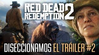 Red Dead Redemption 2 Diseccionamos el Segundo Tráiler