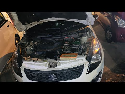 My Swift's Engine Almost Got Seized | K&N Air filter Sucks | True Review About K&N Air Filter