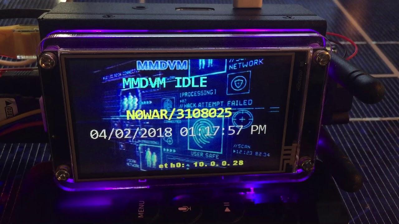D-Star w/ Duel Spot MMDVM & Raspberry Pi by ShutterMafia