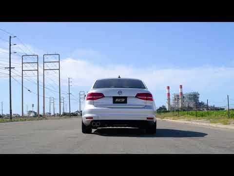 BORLA Exhaust for the 2014-2018 MK6 Volkswagen Jetta 1.8 TSI