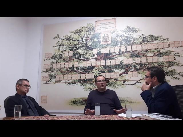 Šegrtski razgovori - profesori i povjesničari Damir Agičić i Hrvoje Volner