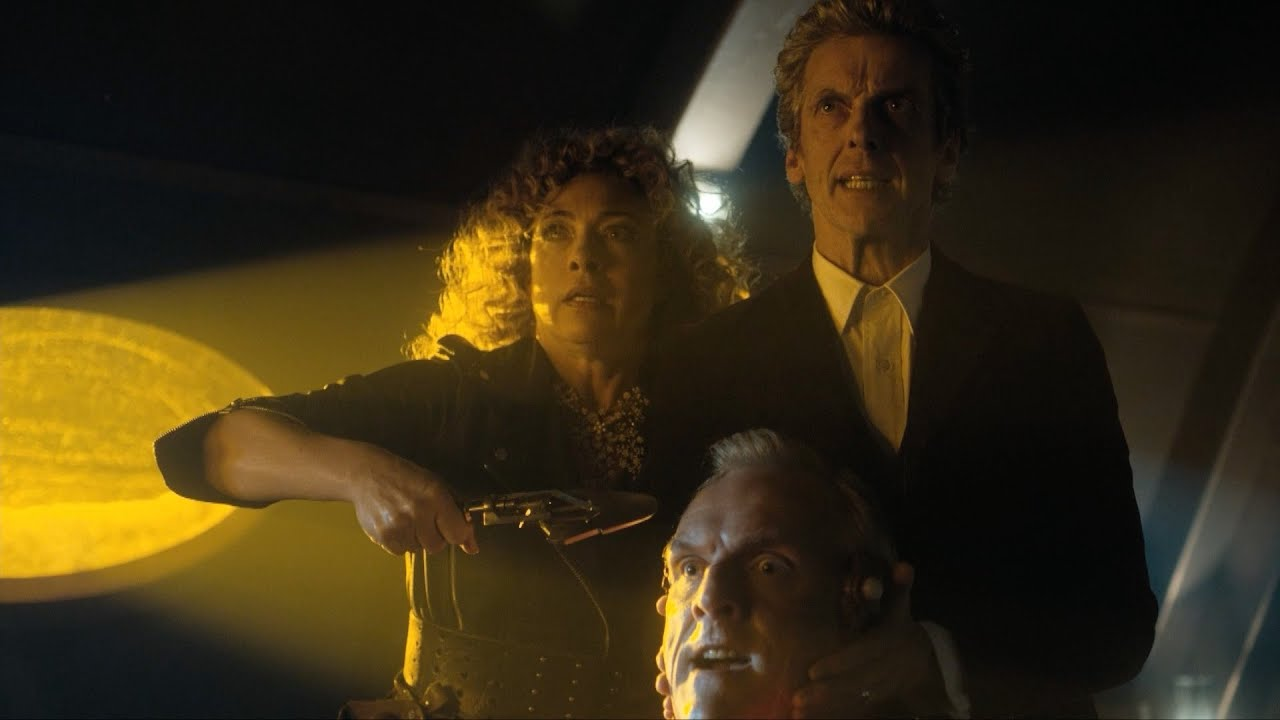 The Husbands of River Song: Next Time Trailer - Doctor Who ...