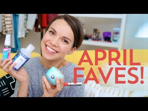 April Favorites + GIVEAWAY! | Ingrid Nilsen