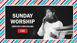 Sunday Worship from Blessing Today International Church - 08 Dec 2019 (Eng-Mal)