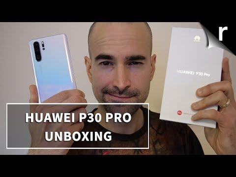 Huawei P30 Pro Unboxing & Full Tour