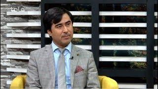 بامداد خوش - سرخط - صحبت های محمد حنیف دانشیار در مورد کاهش علاقمندی دهاقین به کشت کوکنار در بغلان