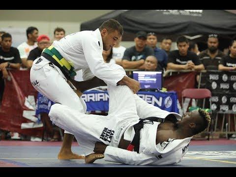 Kaynan Duarte vs Rida Haisam / Marianas open 2019