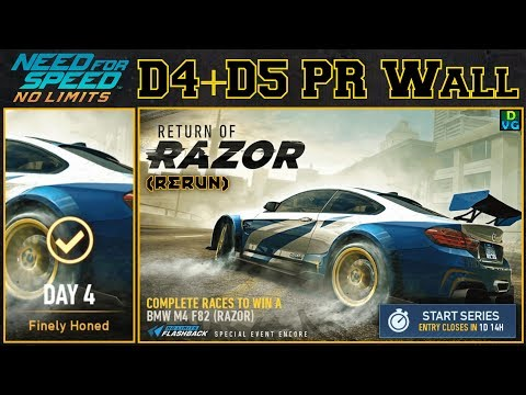 Nfs No Limits Bmw M4 F82 Razor By Game Andruxa