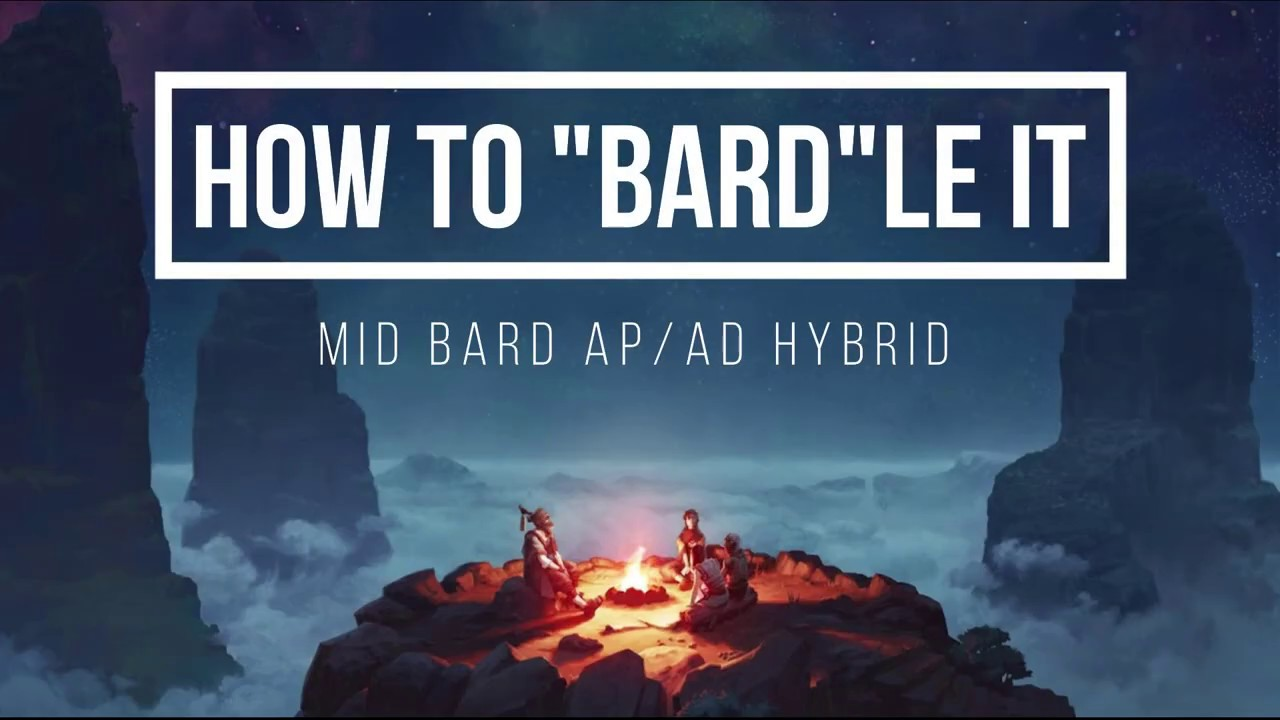How To Bardle It Mid Apad Hybrid Guide Mobafire Page Youtube