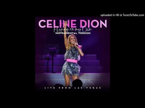 Celine Dion - Flying On My Own (Instrumental Live In Las Vegas)