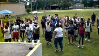 Southampton High School Senio Picnic -everybody jammin-