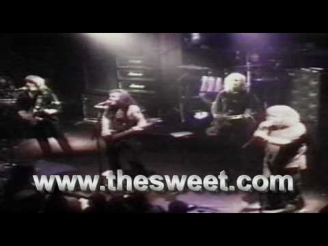 The Sweet/ Andy & Steve - Fox on the run - Steve Priest on vocals!!! Live
