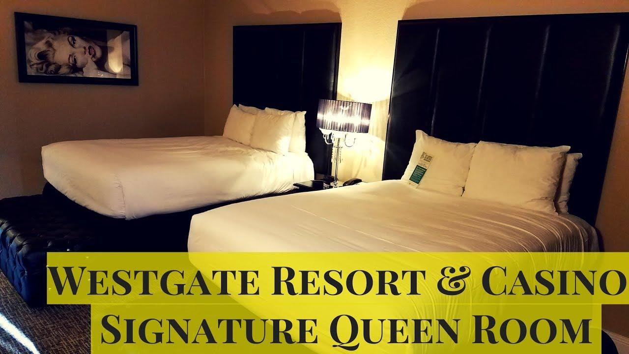 Westgate Las Vegas Resort Casino Signature Queen Room Youtube