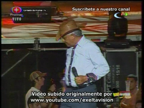 Reinaldo Armas - El Amor Mas Grande ( Barquisimeto Top Festival 2008 )