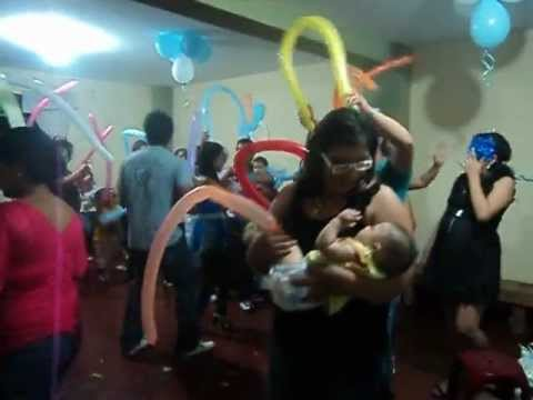 b7225acda DJ LONLY EN HORA LOCA EN VIVO! BABY SHOWER! - YouTube