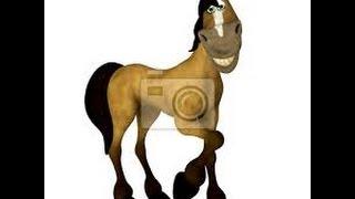 caballos dibujos animados, compilado ( LO MAS VISTOS ) videos infantiles - 2016