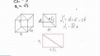 Теорема Пифагора в пространстве Д271