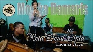 Rela Demi Cinta _ Thomas Arya Cover By Morika Ft Saepul Music ( Koplo )