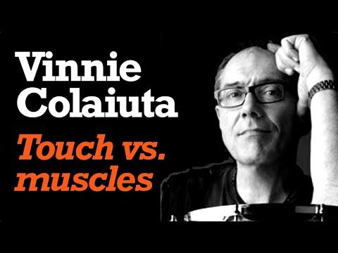vinnie wisdom: touch