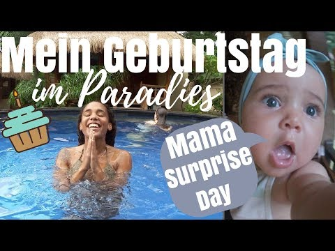 MEIN GEBURTSTAG • Zaid's Überraschungen für mich • Weltreise mit Baby #VLOG19 GoodMorningFlorence