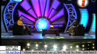 Shakib khan live Eid Adda (2015) program,