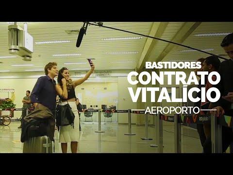 Contrato Vitalício: Aeroporto