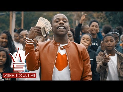 Q Money  Neva Had Shit  (WSHH Exclusive - Official Music Video)