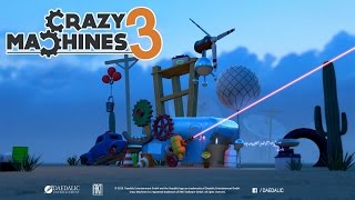 crazy Machines 3 - Announcement Teaser