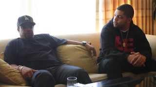 Ice Cube And O'Shea Jackson Jr. Talk 'Straight Outta Compton'