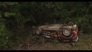 Top 10 Rally Crashes #1