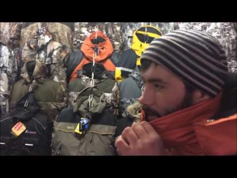 видео: Обзор зимних рыболовных костюмов