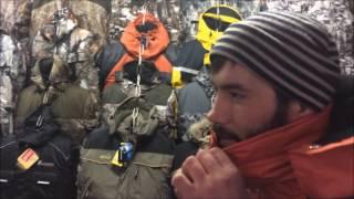 Обзор зимних рыболовных костюмов