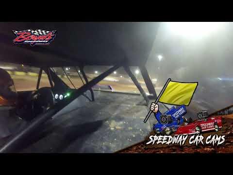 #27 Scott West - Mini Stock - 2-2-20 Boyds Speedway Cabin Fever - In-Car Camera
