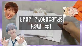 Kpop Haul • 엔시티 NCT | 세븐틴 SEVENTEEN | 청하 CHUNGHA - PHOTOCARD…
