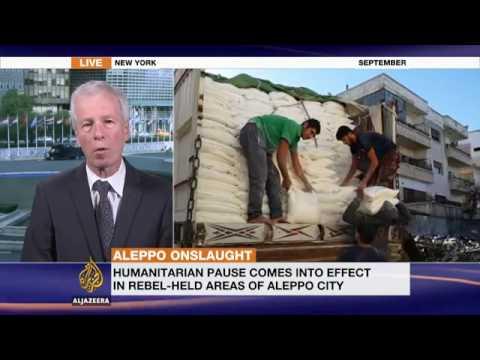 Canadian FM  International community failing on Syria
